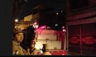 Pousada do AfroReggae pega fogo no Complexo do Alemão