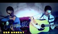 Dupla Old Monkey grava vídeo com composições próprias em SP
