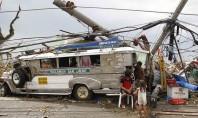 Tufão Haiyan avança para o Vietnã