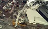 Operário da Arena Corinthians cai de altura de 15 metros, diz Bombeiros