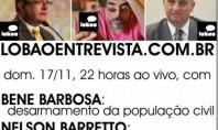 Lobão entrevista: Bene Barbosa e Nelson Barretto