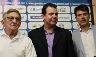 Enderson Moreira é anunciado como novo treinador do Grêmio