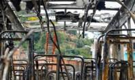 38° ônibus é incendiado no Jardim Vista Alegre, região da Brasilândia, ZN de SP