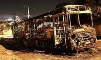 Ataque deixa dois ônibus queimados no Campo Limpo, na Zona Sul