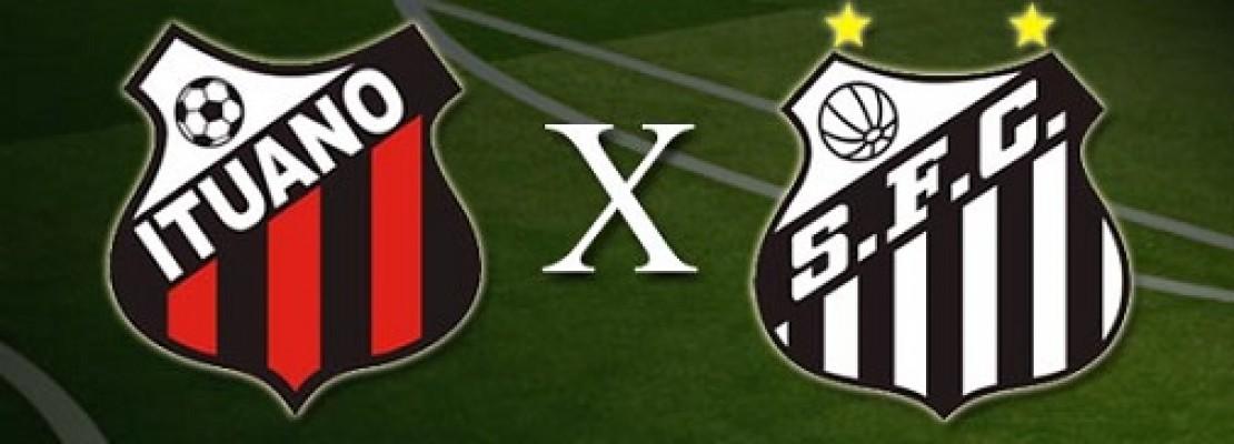 Ao vivo – Ituano e Santos – Final Campeonato Paulista 2014