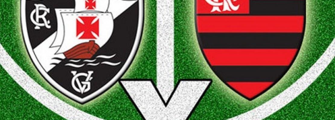 Ao vivo – Vasco e Flamengo – Final Campeonato Carioca 2014