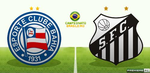 Bahia vs Santos