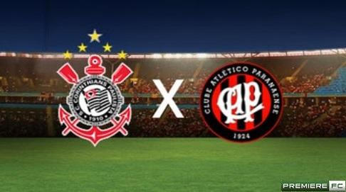 Corinthians x Atletico PR