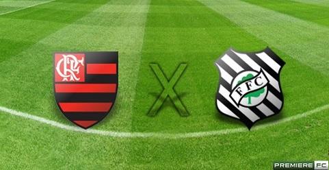 Flamengo e Figueirense