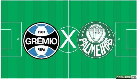 Gremio e Palmeiras