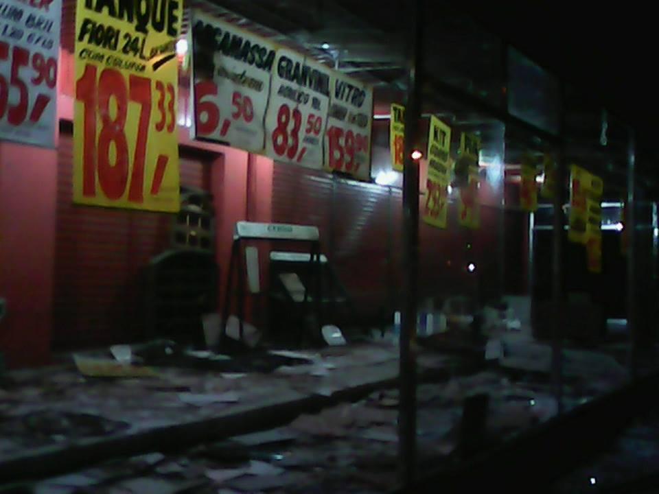 Grajaú tem suposto toque de recolher e comerciantes fecham estabelecimentos