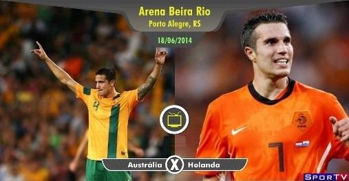 Australia e Holanda