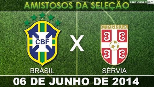 Brasil e Servia