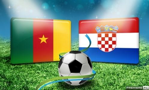 Camarões e Croácia