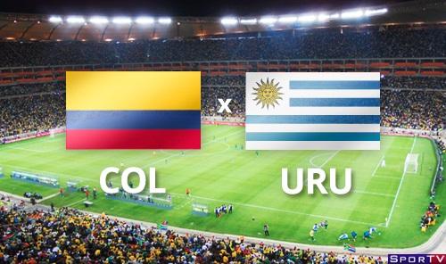 Colombia e Uruguai