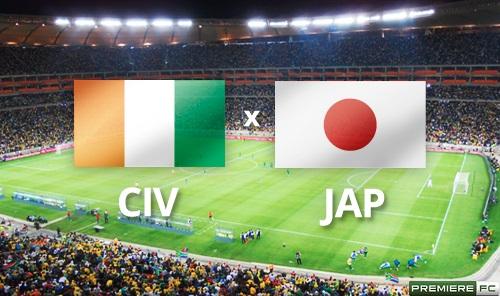 Costa do Marfim e Japão