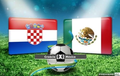 Croácia e México