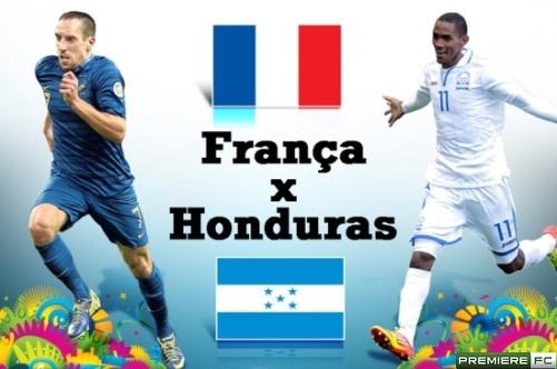 França e Honduras