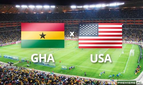 Gana e Estados Unidos