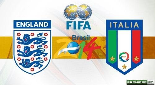 Inglaterra e Italia
