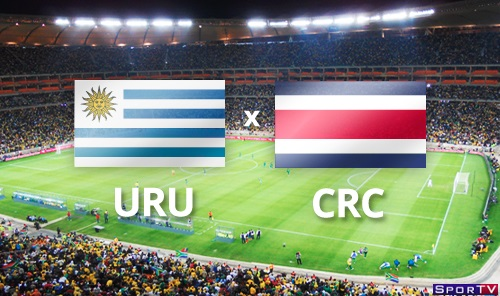 Uruguai e Costa Rica