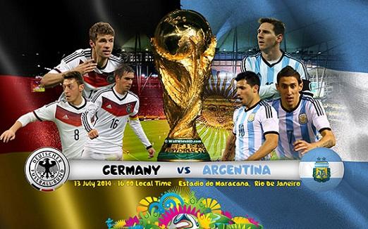 Alemanha e Argentina