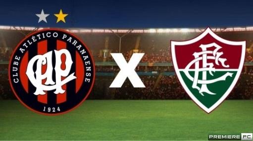 Atlético-PR e Fluminense