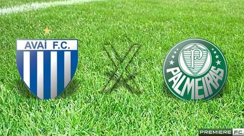 Avai e Palmeiras