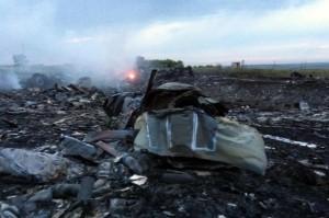 Avião cai na Ucrânia