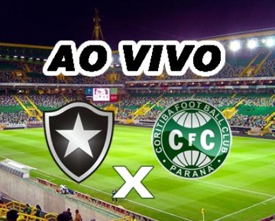 Botafogo e Coritiba