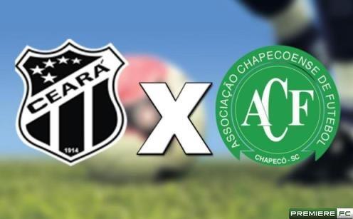 Ceará-x-Chapecoense