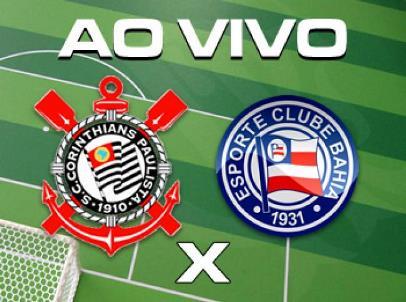 Corinthians e Bahia