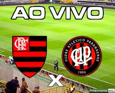 Flamengo e Atlético-PR