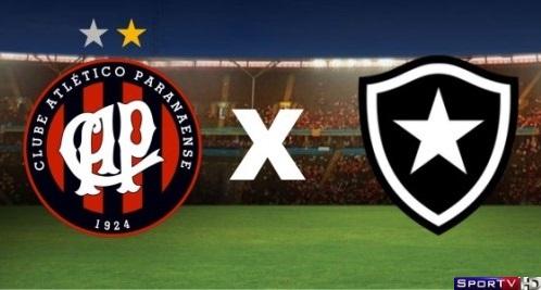 Atlético-PR e Botafogo