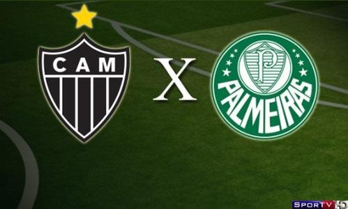 Atletico-MG e Palmeiras