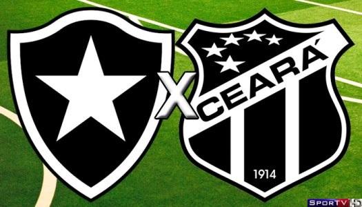 Botafogo e Ceara
