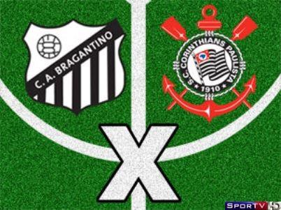 Bragantino e Corinthians