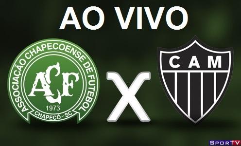 Chapecoense e Atlético-MG