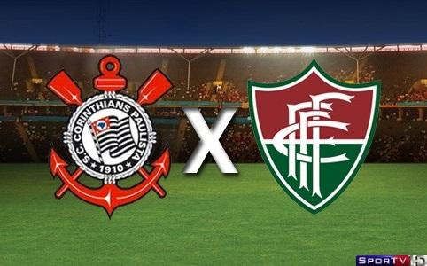 Corinthians e Fluminense