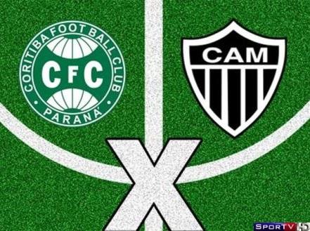 Coritiba e Atlético-MG