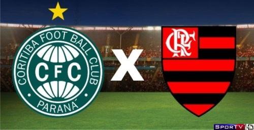 Coritiba e Flamengo