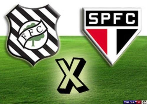 Figueirense e São Paulo