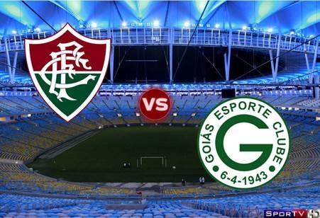 Fluminense e Goiás