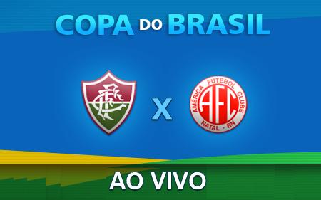 Fluminense x América-RN