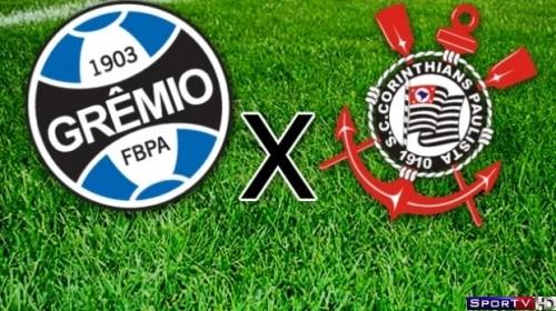 Grêmio e Corinthians