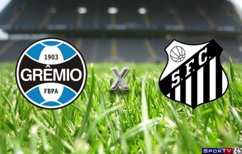 Grêmio e Santos