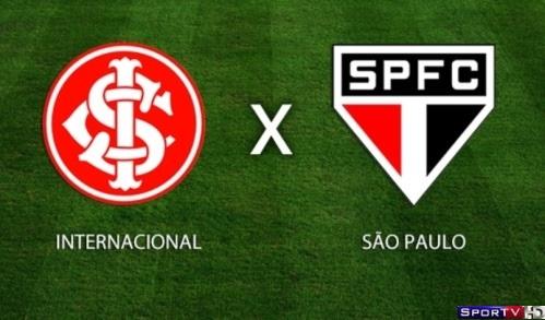 Internacional e São Paulo