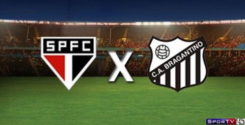 São Paulo e Bragantino