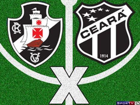 Vasco e Ceará