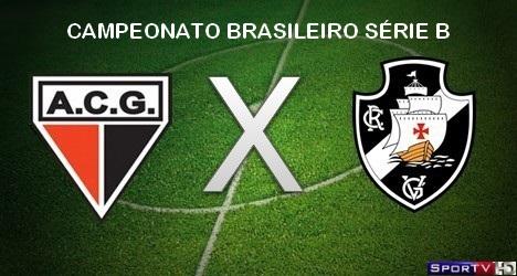 Atlético-GO e Vasco